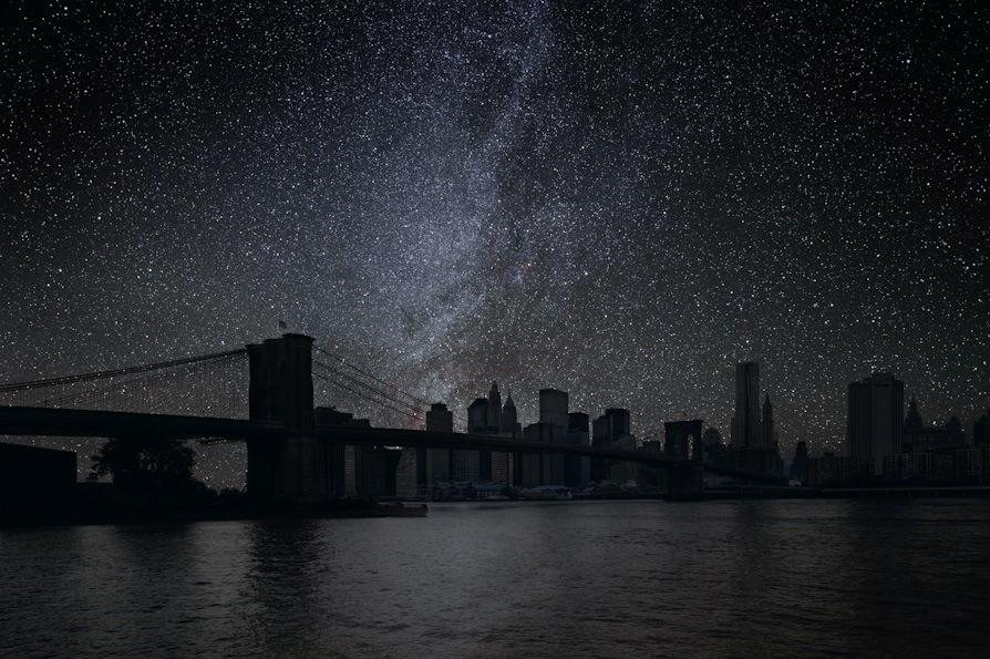 New York 40° 42' 16'' N 2010-10-9 Lst 3:40