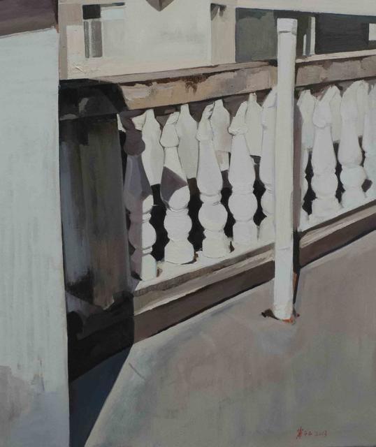 , 'Balcony,' 2013, Galerie Huit