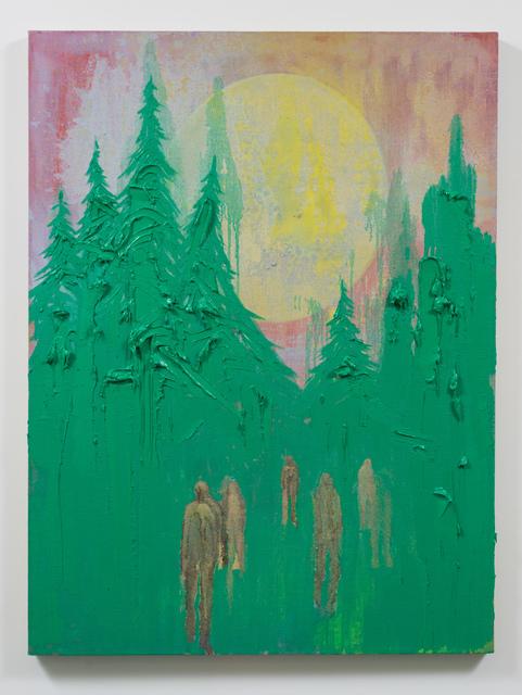 , 'Untitled,' 2015, Galerie Antoine Ertaskiran