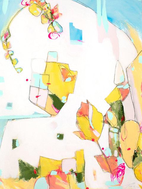, 'The Village Where He Lives,' , Miller Gallery Charleston