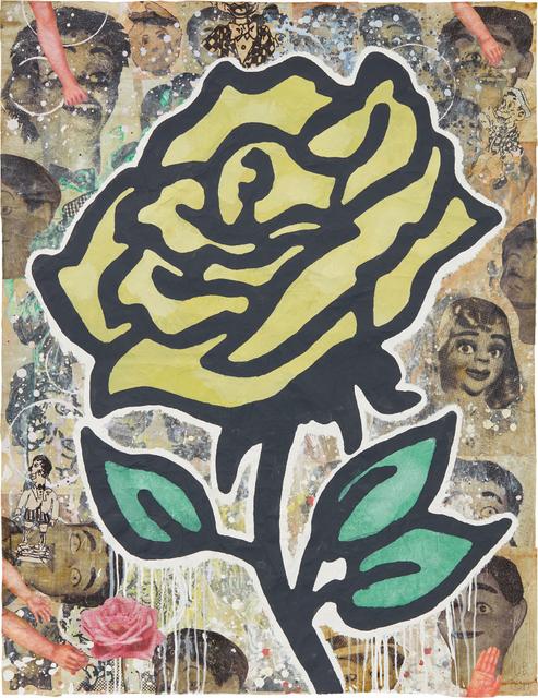 Donald Baechler, 'Yellow Rose', 2011, Phillips