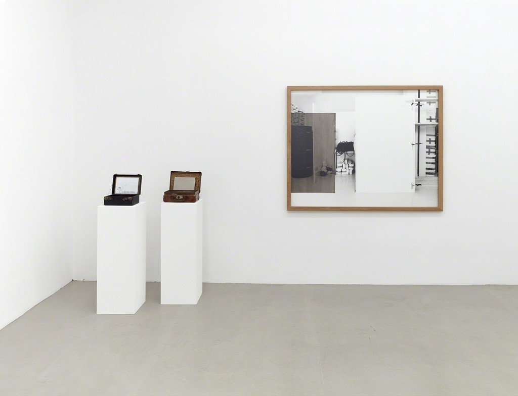 "installation view ""Birds, Plants and a Chair"", Kadel Willborn, Düsseldorf, Germany, 2015"