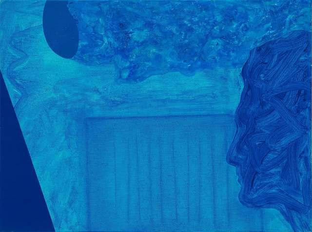 , 'Autoritratto con Fontana (Neptunus),' 2017, M77 Gallery