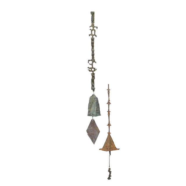 Denis Wagner, 'Two Wind Bells, USA', 1970s, Rago/Wright