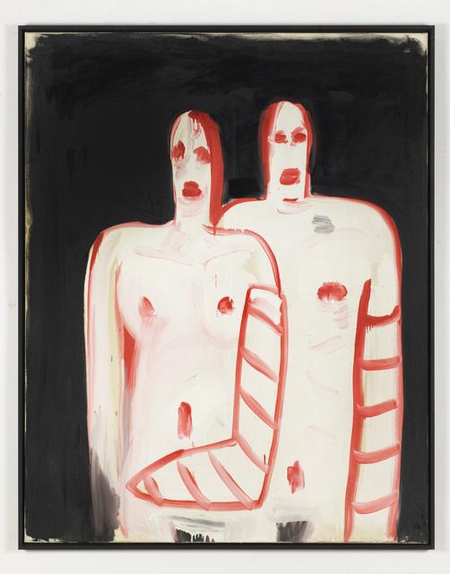 , 'Geschwister,' 1992, KÖNIG GALERIE