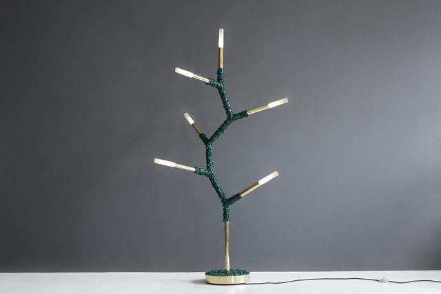 , 'BCAA6 Floor Lamp,' 2017, Armel Soyer