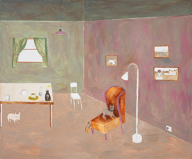 Noel McKenna, 'Hamlet', 2019, Painting, Oil on canvas, Darren Knight Gallery