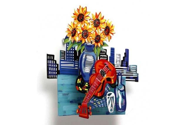 , 'City Celebration,' 2007, Galerie Duret