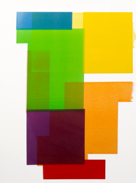 , 'Colour Balance,' 2015, Newzones