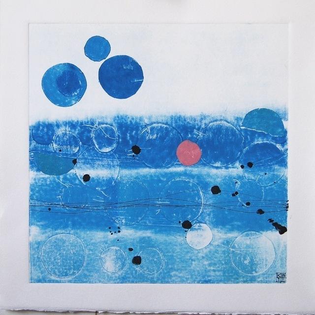 , 'Protozoa,' 2012, Susan Eley Fine Art