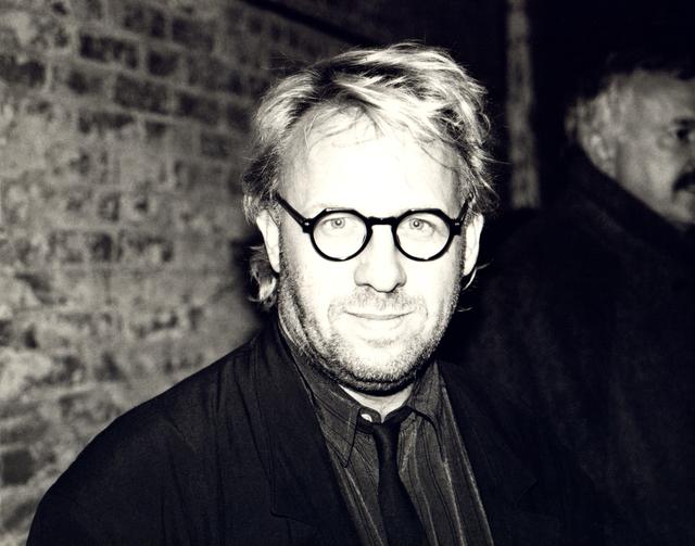 Andy Warhol, 'Andy Warhol, Photograph of Joseph Kosuth circa 1985', ca. 1985, Hedges Projects