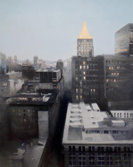 Kim Cogan, 'Dusk', 2019, Painting, Oil on Canvas, Gallery Henoch