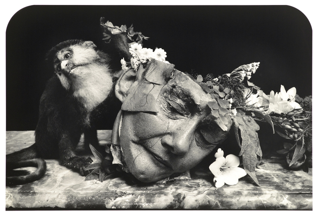 Joel-Peter Witkin, 'Face of a Woman, Marseilles', 2004, Photography, Gelatin silver print, Bruce Silverstein Gallery