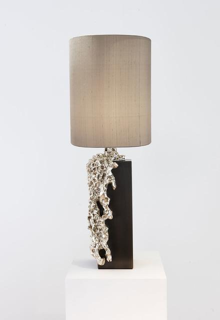 Mattia Bonetti, 'Table Lamp, 'Garda Bronze'', 2016, David Gill Gallery