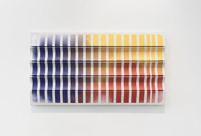 , 'Untitled Gradient IV,' 2019, Diane Rosenstein