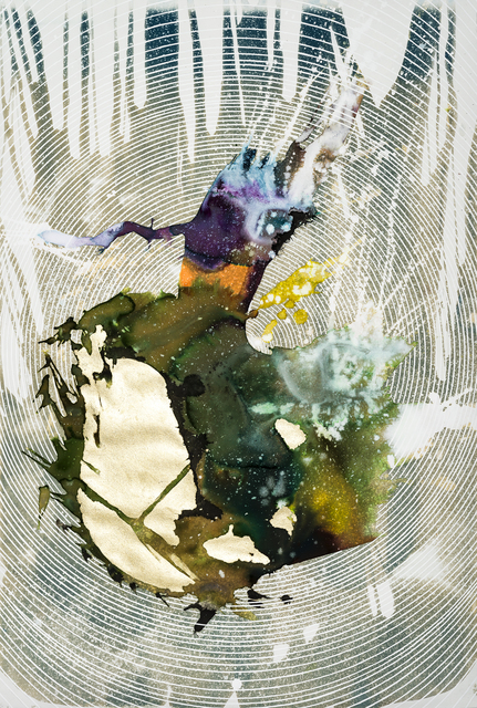 Caroline Bullock, 'All Possible Worlds (Triton)', 2017, Spalding Nix Fine Art
