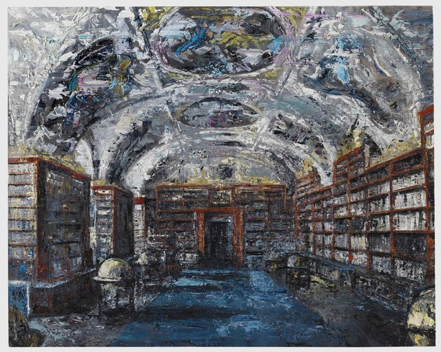 , 'Biblioteca,' ca. 2017, Partners & Mucciaccia