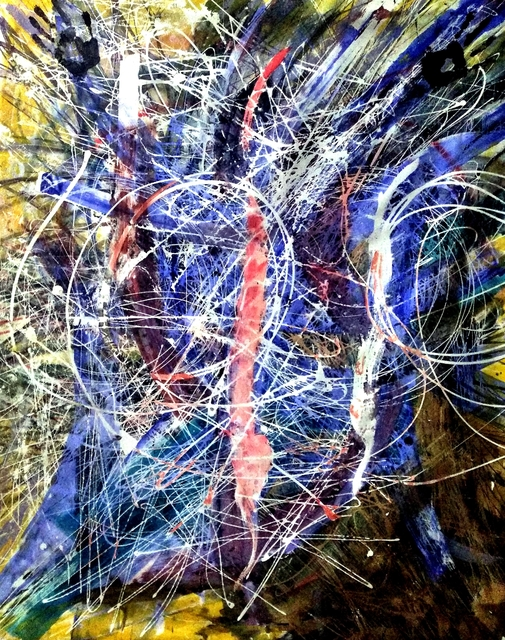 Virendra Maurya, 'Untitled', 2019, Dhi Artspace