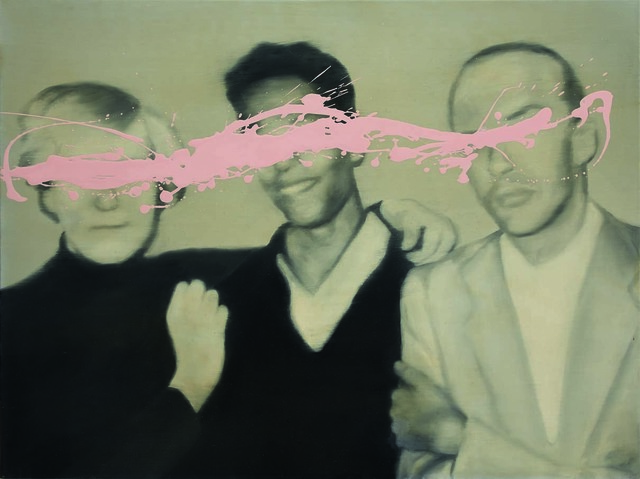 , 'The Collaborators,' 2007, Mucciaccia Gallery