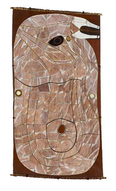 , 'Ngalyod,' 1999, D'Lan Davidson