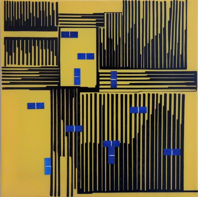 Vargas-Suarez Universal, 'Thermal Vectors VI,' 2013, IFAC Arts