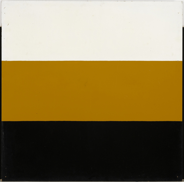 , 'Untitled / Series with black and white as recurring colours,' 1965, Galleri Bo Bjerggaard