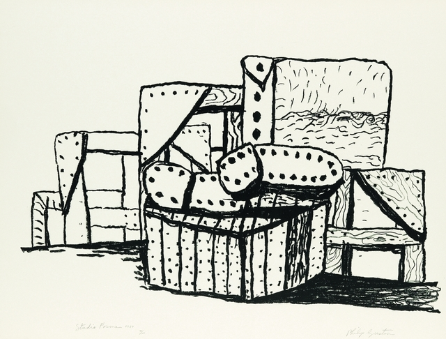 , 'Studio Forms,' 1980, MILL Contemporary