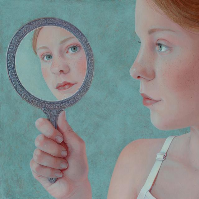 , 'Mirror,' 2018, RJD Gallery