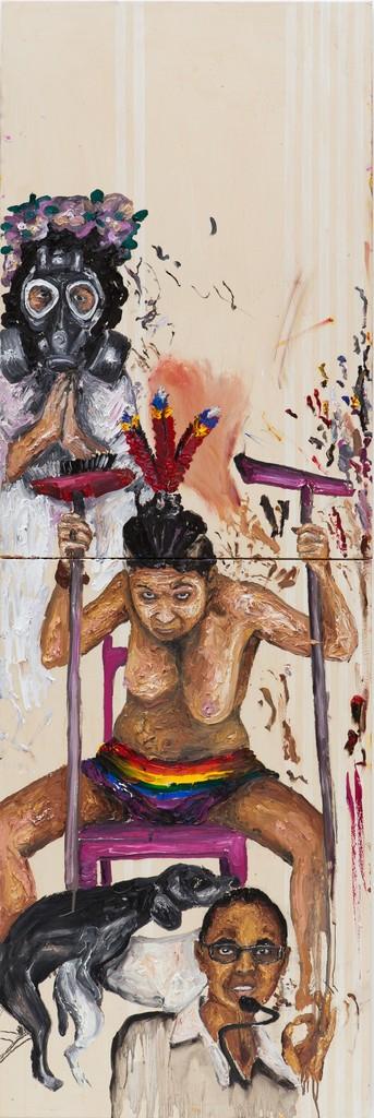 Camila Soato, 'Imundas e Abençoadas 4,' 2014, Zipper Galeria
