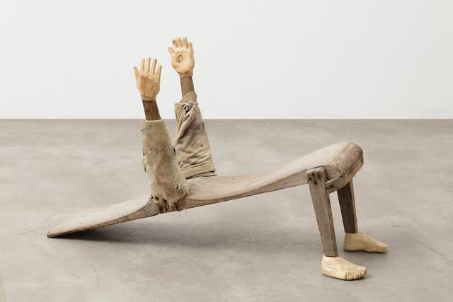 , 'Heeeelp,' 2018, Galerie Anhava