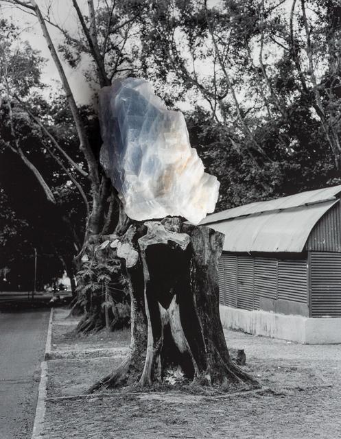 , 'Reconstruction #7,' 2017, Athena Contemporânea
