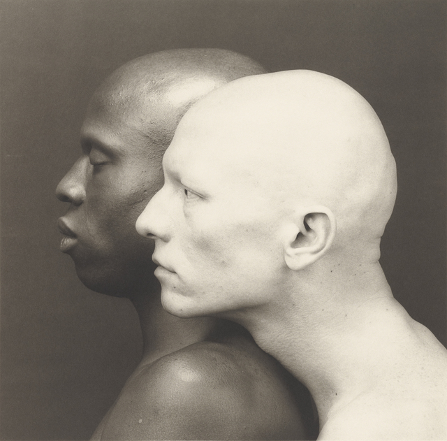 , 'Ken Moody and Robert Sherman,' 1984, J. Paul Getty Museum