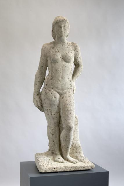 , 'Large standing female (Venus of Geneva),' 1940, Faessler & Ochsner