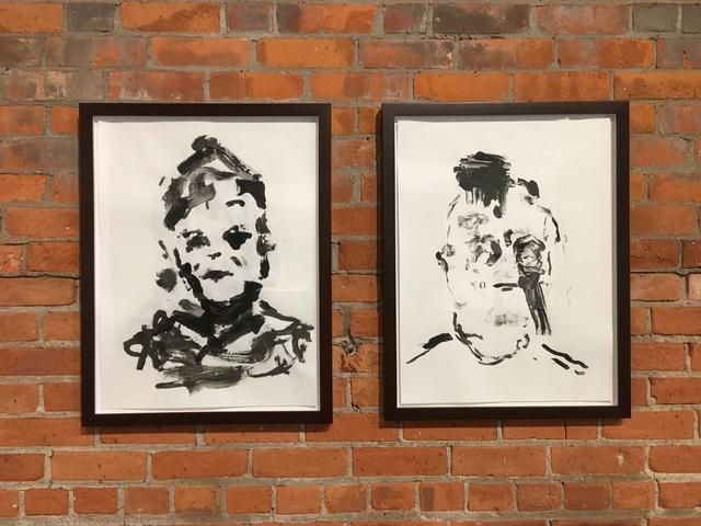 , 'Untitled Mugs (Diptych),' 2016, Wasserman Projects