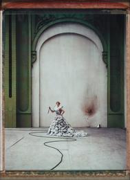 Cathleen Naundorf, 'The Last Sitting II, Dior - HC Winter 2011, #36, 14 September,' 2011, Phillips: Photographs