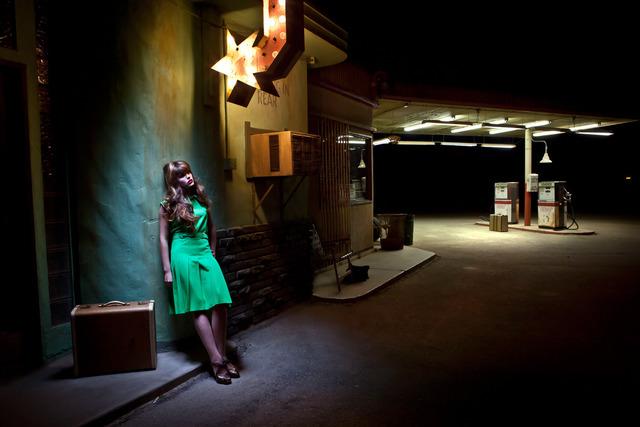 , 'Allie XIV, Lancaster, California,' 2010, Robert Klein Gallery