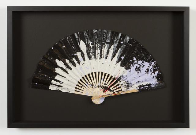 , 'Fan, no. 1,' 2013, Garis & Hahn