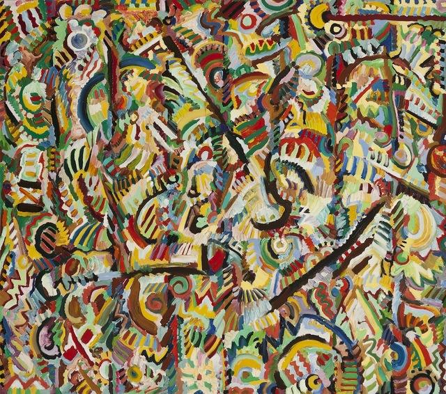 , 'Untitled,' 1983, Spanierman Modern