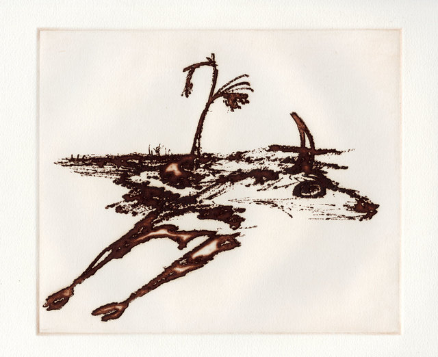Sidney Nolan, 'Carcase', 1971, Print, Etching, Goldmark Gallery