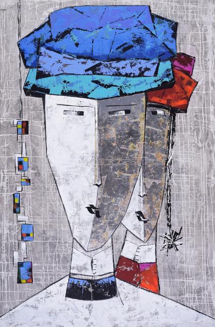 , 'Furtive Desire,' , Blue Gallery
