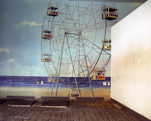 , 'Ferris Wheel Mural, Broadway Arcade, Times Square, NYC,' 2004, Yancey Richardson Gallery