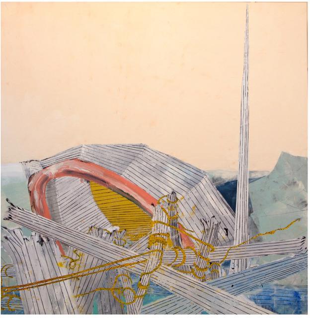 , 'Ice Boat II,' 2010, DANESE/COREY