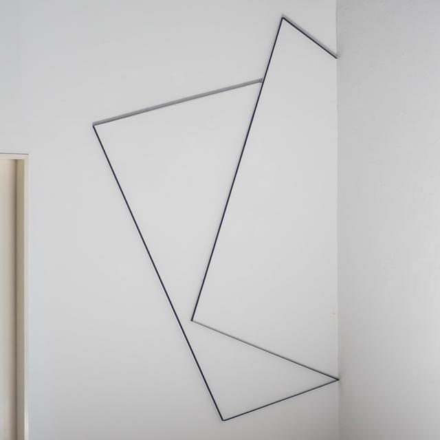 , 'linie 16 - einband,' 2018, Edition & Galerie Hoffmann