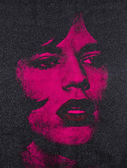 Russell Young, 'Mick Jagger', 2011, Nikola Rukaj Gallery