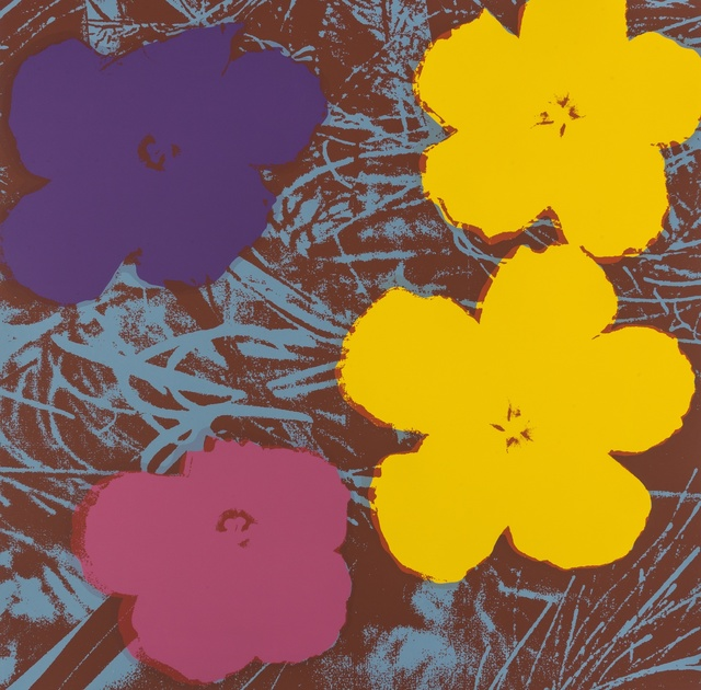 Andy Warhol, 'Flowers (Sunday B. Morning)', Forum Auctions