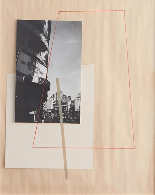 , 'London,' 2016, Tappan