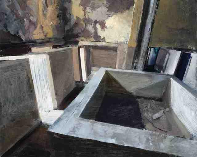 , 'Interior 1,' 2015, Fresh Window