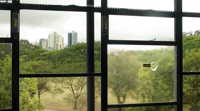 , 'No Window No Cry, (Oscar Niemeyer, Ciccillo Matarazzo Pavilion, Sao Paulo),' 2010, Marian Goodman Gallery