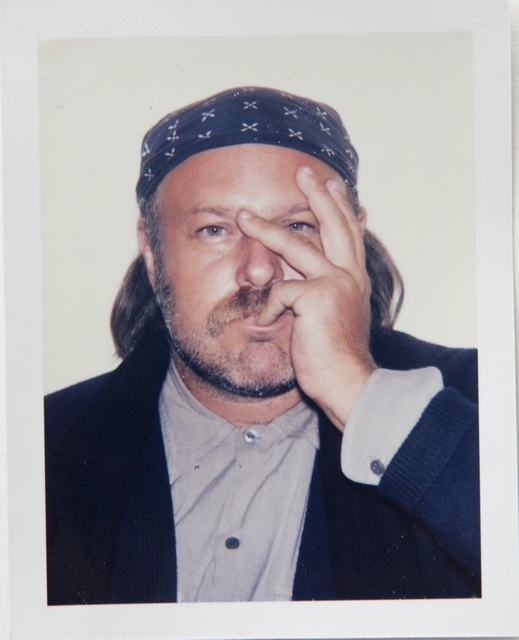Andy Warhol, 'Andy Warhol, Polaroid Portrait of Bruce Weber', 1984, Hedges Projects