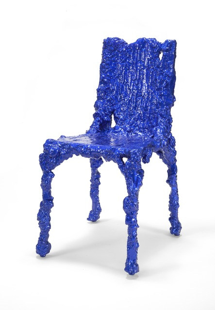 , 'Alufoil chair,' 2014, Johnson Trading Gallery